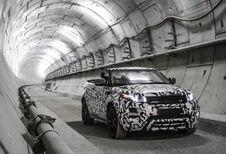 Salon Genève 2015 : Range Rover Evoque Cabrio annoncé