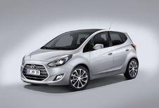 Salon Genève 2015 : Hyundai ix20 à l'hexagone