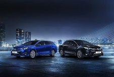Toyota Avensis, nouveaux Diesel