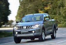 Salon Genève 2015 : Mitsubishi L200, plus sobre