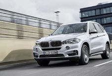 BMW X5 xDrive 40e, hybride rechargeable