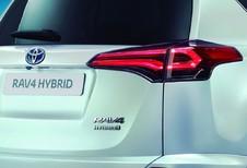 Toyota hybridera le RAV4