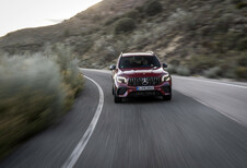Mercedes-AMG GLB 35 4Matic (2020)