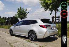 Que pensez-vous de la Toyota Corolla Touring Sports 2.0 Hybrid?