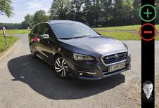 Wat vind ik van de Subaru Levorg 2.0i?