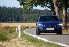 Seat Leon Break 1.5 TSI 150 : porte-bagages stylé