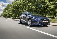 Audi A3 Sportback 30 TDI : Kilometers vreten in stijl