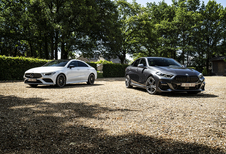 BMW 220d Gran Coupé vs Mercedes CLA 220 d