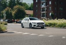 Mercedes A 250 e : Hybride rechargeable du segment C