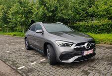 Mercedes GLA 200 : vaillant