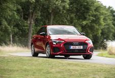 Audi A3 Berline 35 TFSI A : Stijlvol alternatief