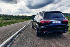Mercedes GLS 400 d : Das Beste oder Nichts (le meilleur ou rien)