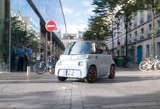 Citroën Ami: Vierwieler voor de jeugd