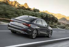 Audi A3 Sedan 35 TDI : moins pour plus