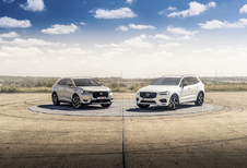In duel: DS 7 CROSSBACK E-TENSE 4X4 vs. VOLVO XC60 T6 RECHARGE