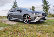 Opel Insignia Sports Tourer GSi - le sportif polyvalent