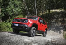 Jeep Renegade 4xe : Omdat het moet