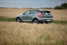 Volvo XC40 P8 Recharge - Nouvelle orientation
