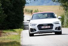 Audi A5 Cabriolet 2.0 TFSI : Le bonheur est dans les airs