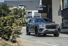 Bentley Bentayga V8 : L'équilibriste