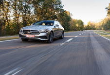 Mercedes-Benz E 300 de : À contre-courant