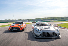 Mercedes-AMG GT Black Series : Street Legal