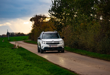 Citroën C5 Aircross Hybrid : Gewatteerde kilowatts
