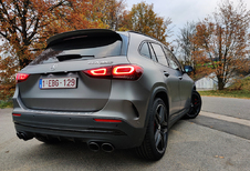 Mercedes-AMG GLA 45S 4Matic+ : excessif ?