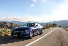 Maserati Ghibli Hybrid - op hoop van zegen