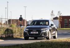 Audi A3 Sportback 40 TFSI e : De bons chiffres