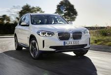 BMW iX3 : Pas de prise de risque