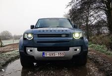 Land Rover Defender 110 D250 : Pour Daktari 3.0