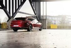 Volkswagen Arteon Shooting Brake : La chenille & le papillon