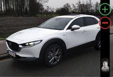 Wat vind ik van de Mazda CX-30 SkyActiv-X met automaat?