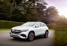 Elektrische Mercedes EQA, EQB, EQE én EQS krijgen AMG-versies!
