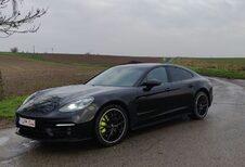 Porsche Panamera 4S E-Hybrid :  300 km/h à moindres taxes