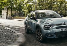 Citroën ë-C4 : Directement sous tension