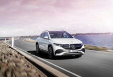 Mercedes EQA 250 : Phase de transition