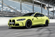 BMW M4 Competition (2021)
