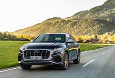 Audi SQ8 TFSI - l'essence meilleure que le Diesel ?