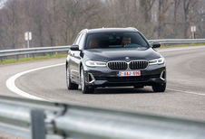 BMW 530e xDrive Touring : Business case