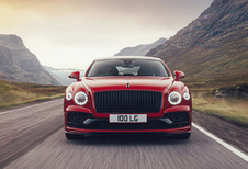 Bentley Flying Spur V8 (2021)