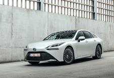 Toyota Mirai 2021 : À force d'y croire