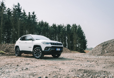 Jeep Compass 4xe Trailhawk - hoge(re) klasse