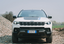 Jeep Compass 4xe Trailhawk (2021)