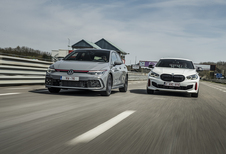 BMW 128ti vs VW Golf GTI : Iconische labels