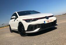 Volkswagen Golf GTI Clubsport  - la GTI aux gros bras
