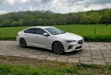 Que pensez-vous de l'Opel Insignia Grand Sport GSi 2021