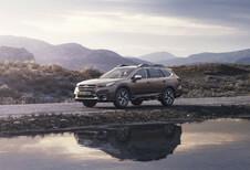 Subaru Outback : une agréable bizarrerie