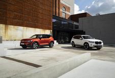 2 SUV électriques : BMW ix3 vs Volvo XC40 Recharge
